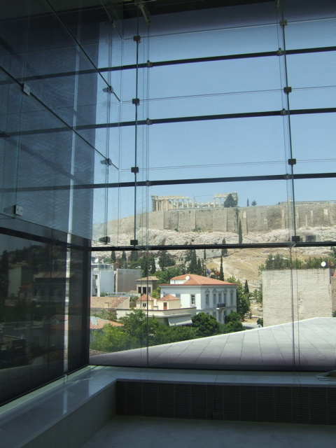 Acropolis now – The architecture ofrepossession